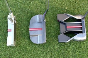 TaylorMade engineers improvements to OS putters