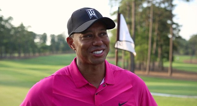 tiger woods research paper