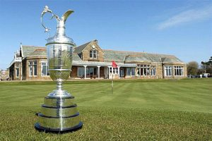 Who will win the Open Championship?