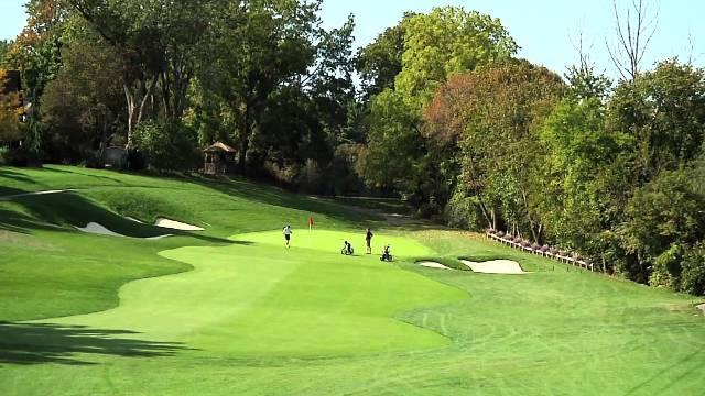 Islington Golf Club, Hole No 10, Par 3, 212 yards