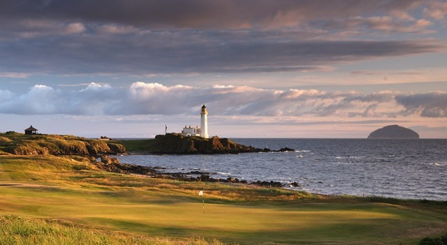 Turnberry No. 10, Scotland