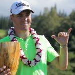 Justin Thomas outduels Hideki Matsuyama to capture SBS Tournament of Champions