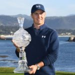 Jordan Spieth plays 'boring golf' to capture AT&T Pebble Beach Pro-Am