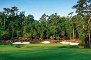 Favourite Augusta holes and the Masters winner
