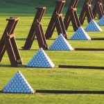 One Day Managing a Golf Range