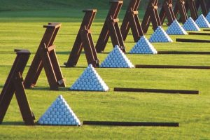 One Day Managing a Golf Range