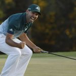 Sergio Garcia ends major drought with thrilling Masters victory
