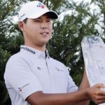 Si Woo Kim wins The Players Championship with early leaders in retreat
