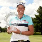 Brooke Henderson wins Meijer LPGA Classic on Father's Day