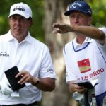 "Phil Mickelson splits with long time caddie Jim ""Bones"" Mackay"