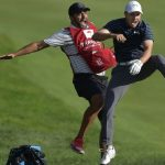 Jordan Spieth holes out from bunker to win playoff at Travelers Championship