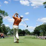 Your first golf tournament
