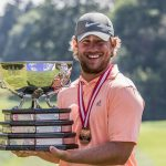 Zach Bauchou wins 113th Canadian Men's Amateur Championship
