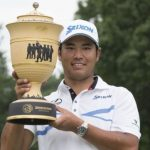 Hideki Matsuyama matches course record 61 to claim WGC Bridgestone Invitational