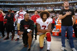 Are sports the right venue for social protest?