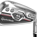TaylorMade launches super game improvement irons