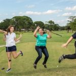 Surviving charity golf tournaments