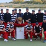 Americans easily win Presidents Cup in lopsided rout