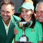 Thanks Vanessa – another green jacket for Canada