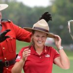 All hail Brooke Henderson, and Marlene Streit