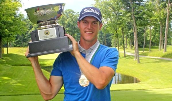 Garrett Rank nabs Ontario Mid Amateur title