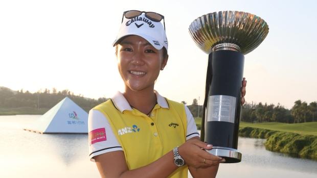 18-Year Old Lydia Ko wins 10th LPGA Title