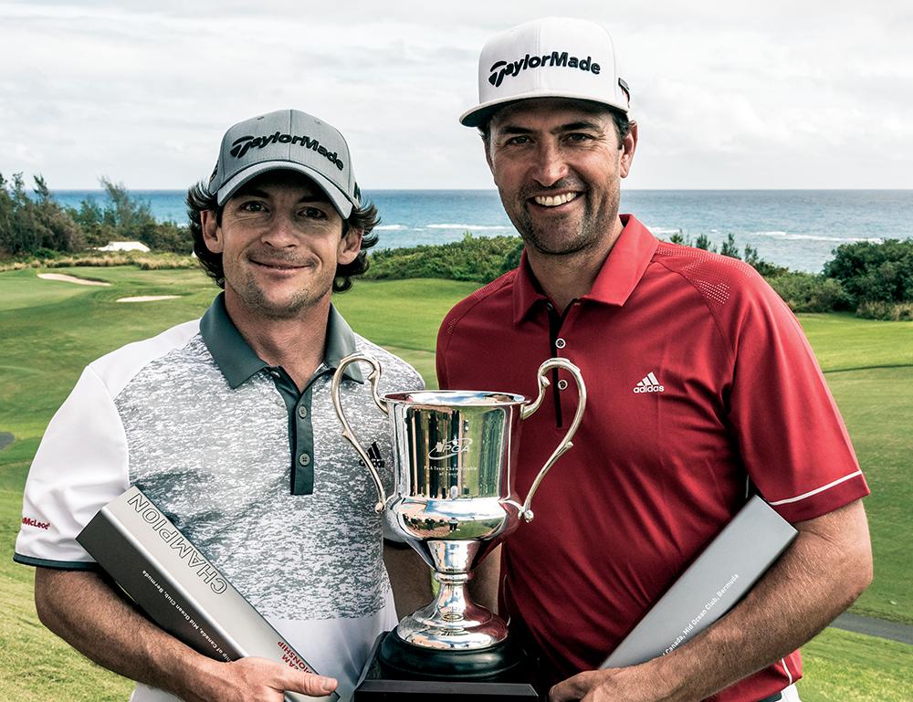 Walsh, King capture Nike PGA Team Championship in Bermuda
