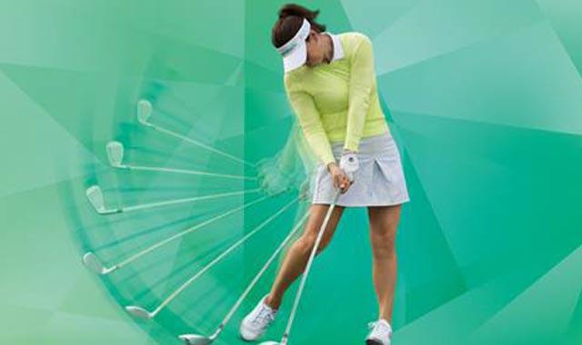 Kalea is TaylorMade for women golfers