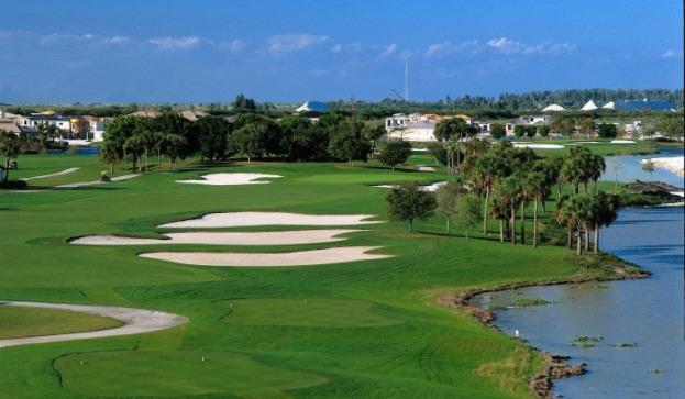 Heron Bay Golf Club