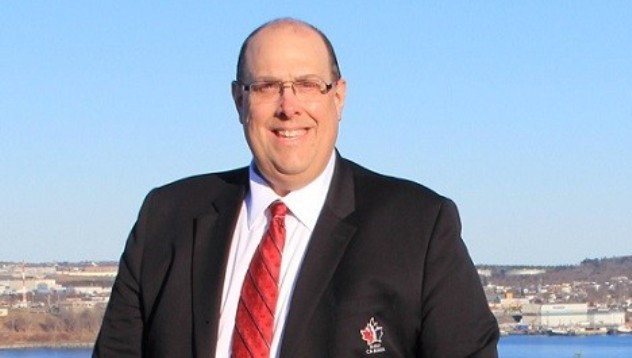 Golf Canada inducts new president at AGM in Halifax