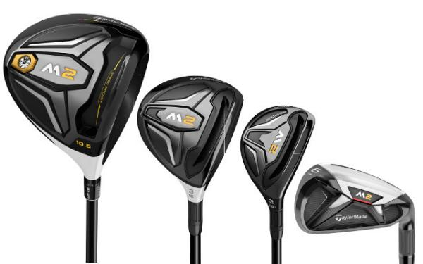 The TaylorMade M2 Family