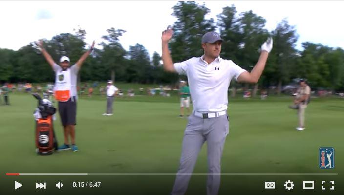 Top 10 Shots on the PGA Tour