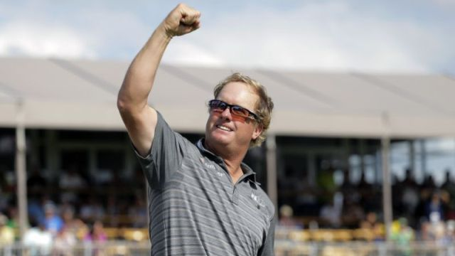 Charley Hoffman edges Patrick Reed at Valero Texas Open