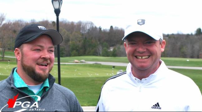 Brampton duo capture PGA of Ontario Assistants team event