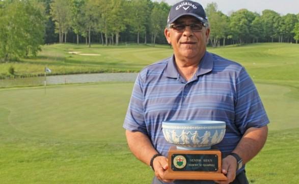 York Downs' Chris Kertsos claims Ontario Senior Champion of Champions title