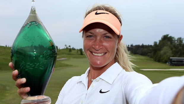 Manulife extends title sponsorship of the Manulife LPGA Classic through 2017