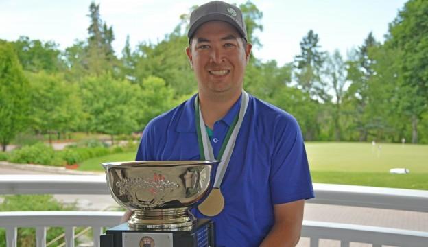 Matthew Sim birdies first playoff hole to win Ontario Mid-Amateur Championship