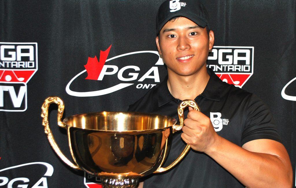 Jonathan Kim-Moss and Megan Chapman capture PGA of Ontario Spring Open