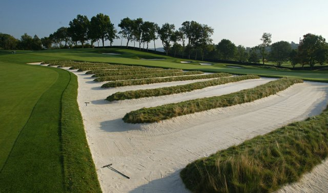 The hardest course in golf