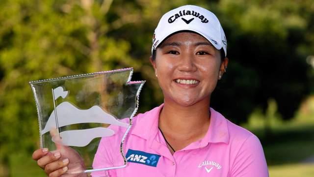 Lydia Ko racks up 13th LPGA victory at NW Arkansas Championship