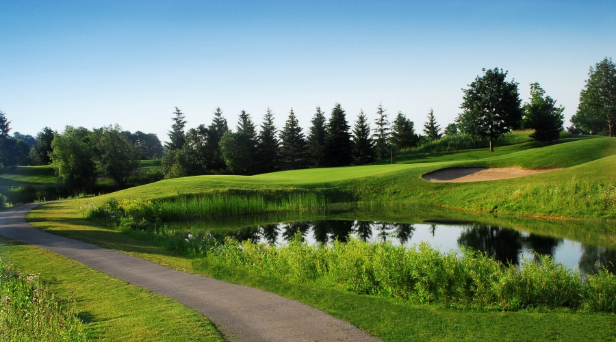 Course of the Week: Blue Springs