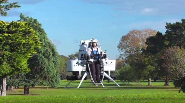 VIDEO: Bubba's Jetpack