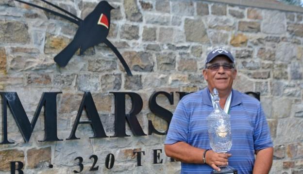 Chris Kertsos captures Ontario Senior Men's Championship at The Marshes GC in Kanata