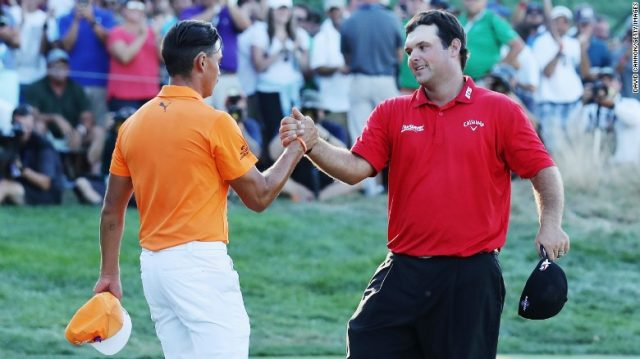 Patrick, Rickie and the Ryder Cup