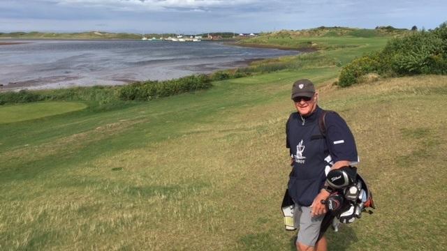 John Wedge: how I spent my summer vacation
