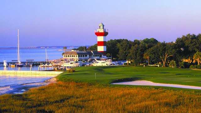 Harbour Town No. 18, Hilton Head, South Carolina