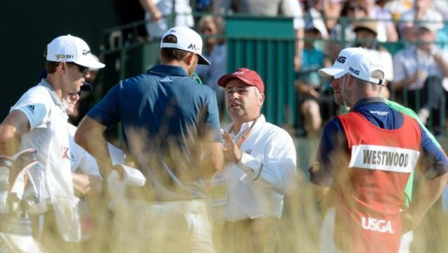 USGA amends rule that caused such chaos at the 2016 U.S. Open