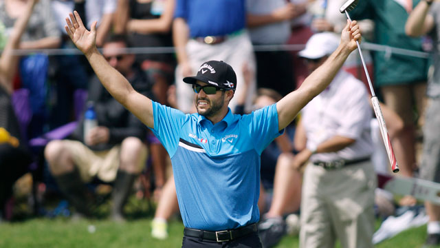 ADAM HADWIN FINISHES SECOND AT CAREERBUILDER CHALLENGE
