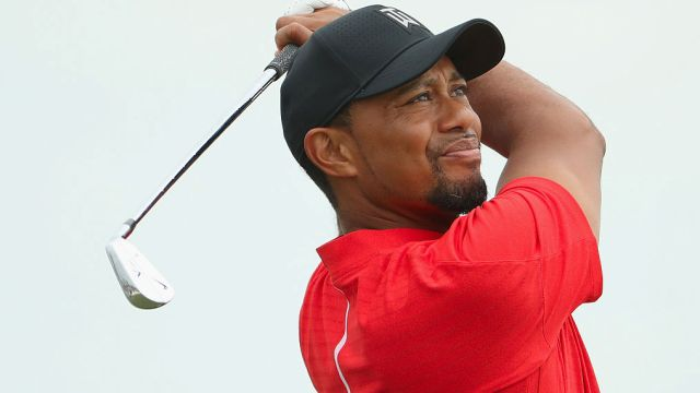 Can Tiger compete with the kids?