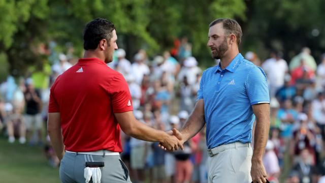Battle of the bombers and a Masters invitation
